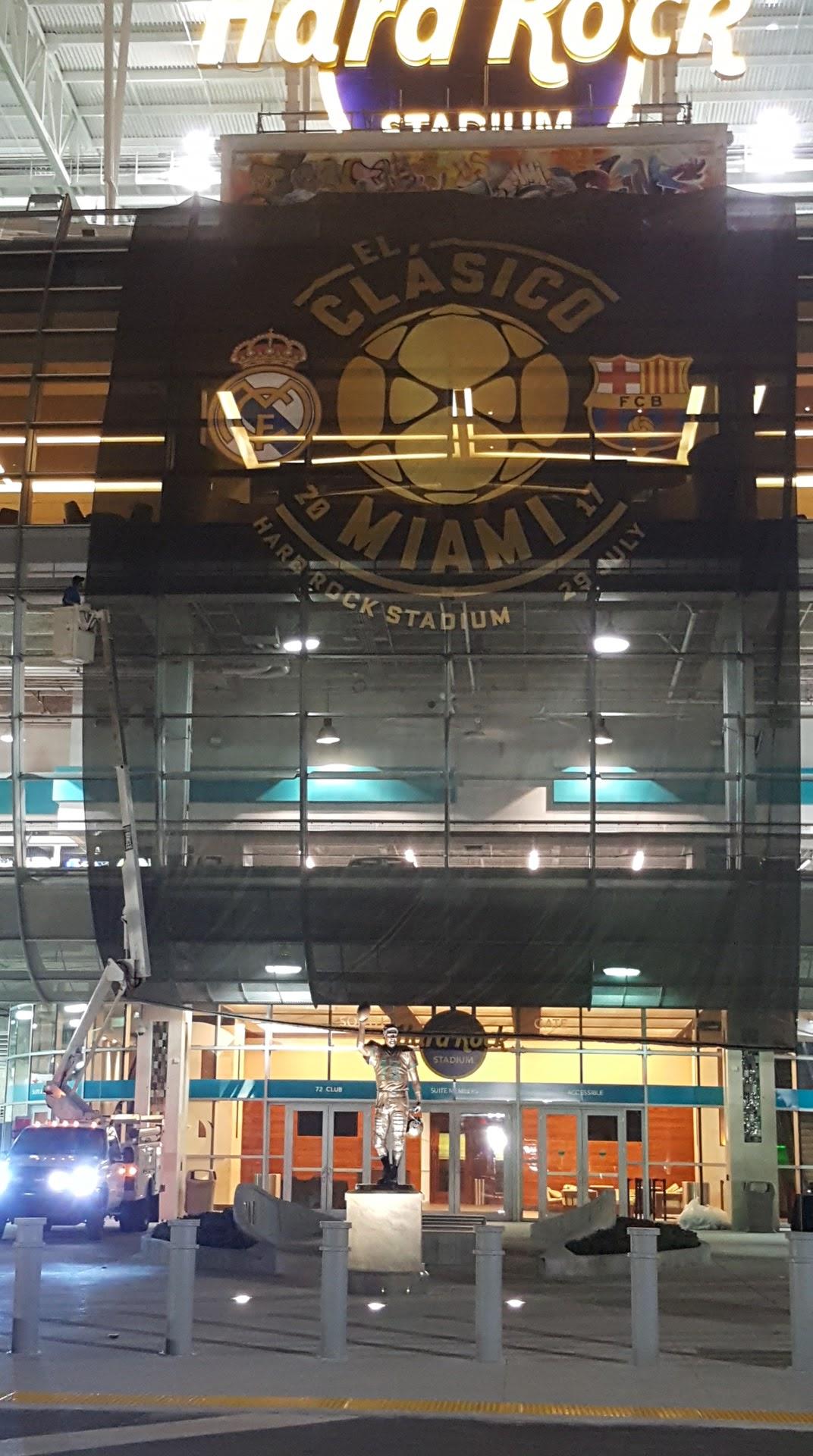 El Cl Sico Miami International Champions Cup At Hard Rock Stadium Miami Gardens Fl Master